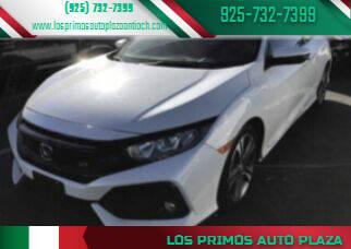 2019 Honda Civic for sale at Los Primos Auto Plaza in Antioch CA