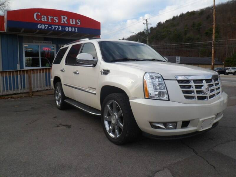 2011 Cadillac Escalade for sale at Cars R Us in Binghamton NY