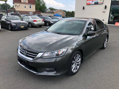 2013 Honda Accord for sale at MAGIC AUTO SALES in Little Ferry NJ