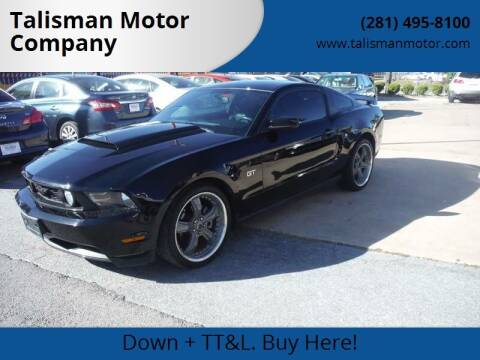 2010 Ford Mustang for sale at Don Jacobson Automobiles in Houston TX