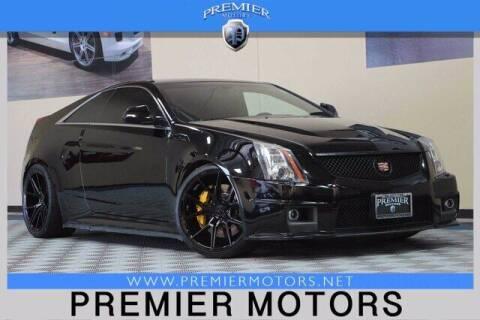 2013 Cadillac CTS-V for sale at Premier Motors in Hayward CA