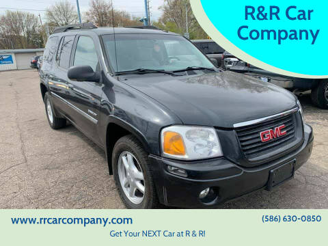 2006 GMC Envoy XL for sale at R&R Car Company in Mount Clemens MI