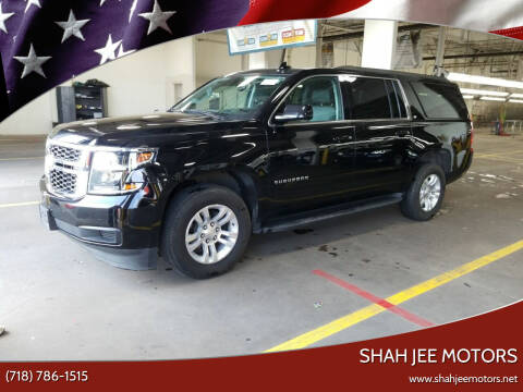 2020 Chevrolet Suburban for sale at Shah Jee Motors in Woodside NY