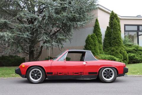 1976 Porsche 914 for sale at Gullwing Motor Cars Inc in Astoria NY