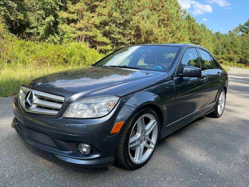 2010 Mercedes-Benz C-Class for sale at Carrera AutoHaus Inc in Clayton NC