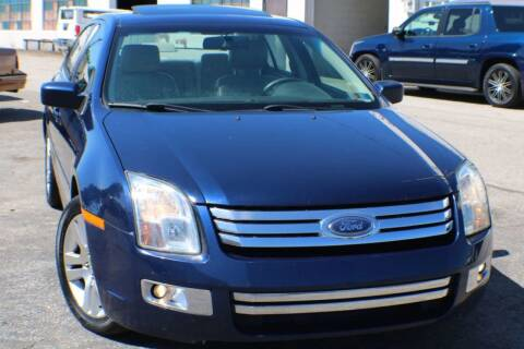 2006 Ford Fusion for sale at JT AUTO in Parma OH