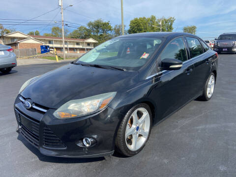 2014 Ford Focus for sale at Rucker's Auto Sales Inc. in Nashville TN