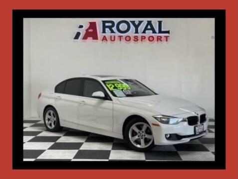 2012 BMW 3 Series for sale at Royal AutoSport in Sacramento CA