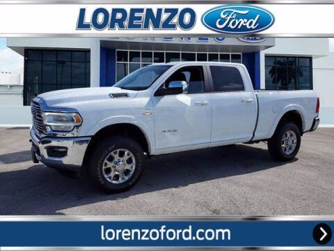 2020 RAM Ram Pickup 2500 for sale at Lorenzo Ford in Homestead FL