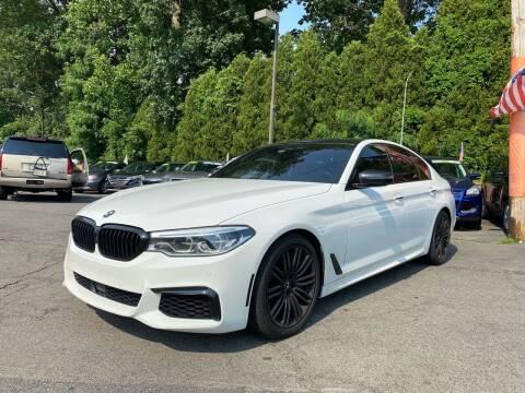 2018 BMW 5 Series for sale at Bloomingdale Auto Group in Bloomingdale NJ