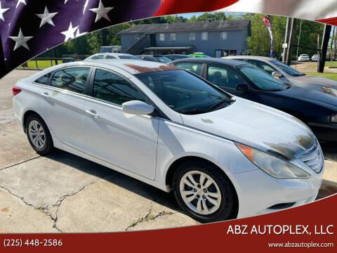 2011 Hyundai Sonata for sale at ABZ Autoplex, LLC in Baton Rouge LA