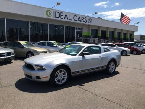 2011 Ford Mustang for sale at Ideal Cars Apache Trail in Apache Junction AZ