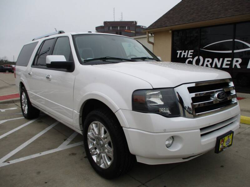 2014 Ford Expedition EL for sale at Cornerlot.net in Bryan TX
