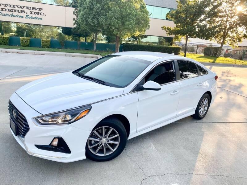 2018 Hyundai Sonata for sale at Destination Motors in Temecula CA