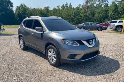 2016 Nissan Rogue for sale at DFW AUTO FINANCING LLC in Dallas TX