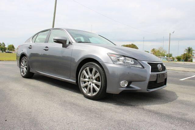 2014 Lexus GS 350 for sale at Imperial Capital Cars Inc in Miramar FL