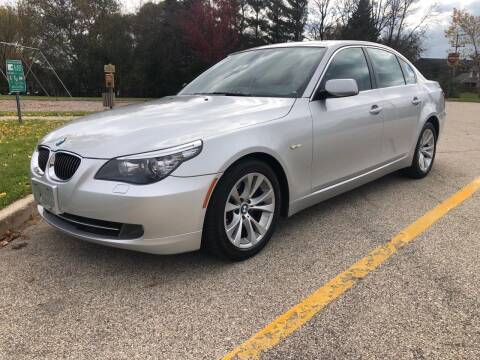 2010 BMW 5 Series for sale at Diamond Auto Sales in Milwaukee WI
