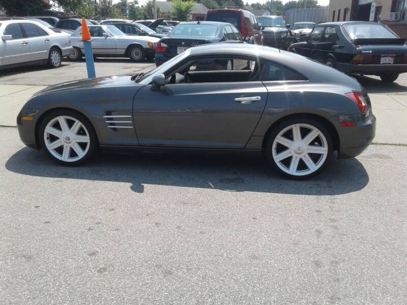 2005 Chrysler Crossfire for sale at Nelsons Auto Specialists in New Bedford MA