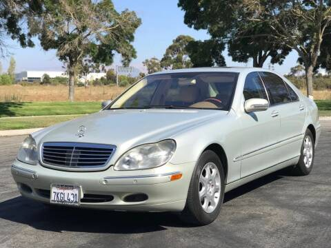 2001 Mercedes-Benz S-Class for sale at Silmi Auto Sales in Newark CA