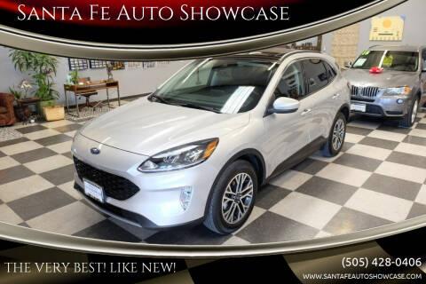 2020 Ford Escape for sale at Santa Fe Auto Showcase in Santa Fe NM