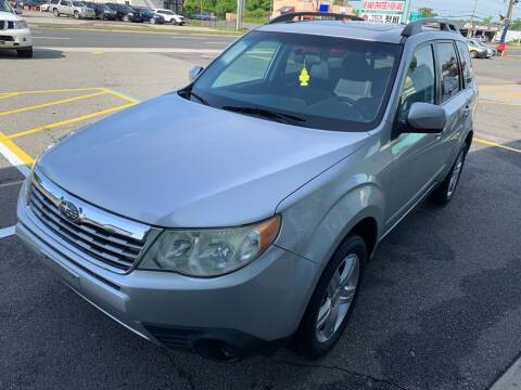 2009 Subaru Forester for sale at MFT Auction in Lodi NJ