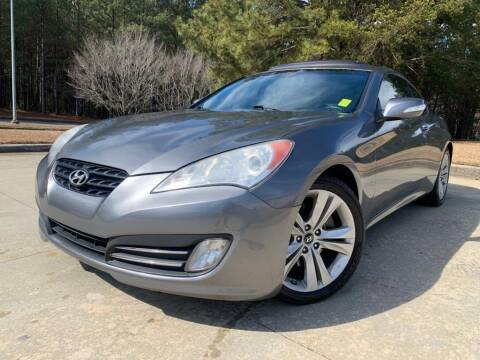 2011 Hyundai Genesis Coupe for sale at El Camino Auto Sales in Sugar Hill GA