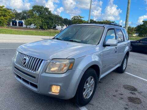 2008 Mercury Mariner for sale at UNITED AUTO BROKERS in Hollywood FL