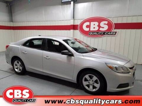 2014 Chevrolet Malibu for sale at CBS Quality Cars in Durham NC
