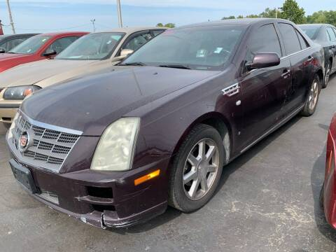 2008 Cadillac STS for sale at American Motors Inc. - Cahokia in Cahokia IL
