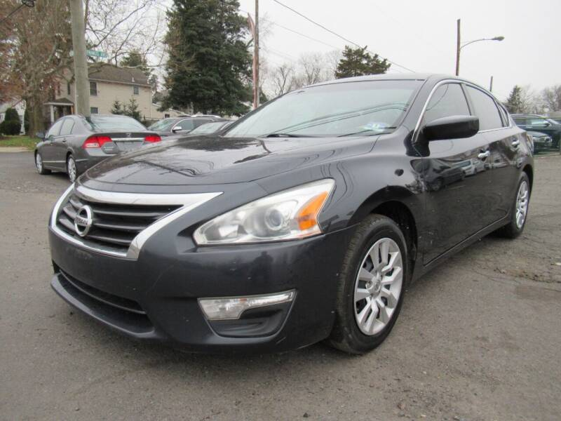 2014 Nissan Altima for sale at PRESTIGE IMPORT AUTO SALES in Morrisville PA
