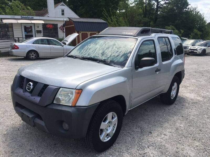 2007 Nissan Xterra for sale at Deme Motors in Raleigh NC