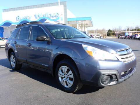 2013 Subaru Outback for sale at RUSTY WALLACE HONDA in Knoxville TN