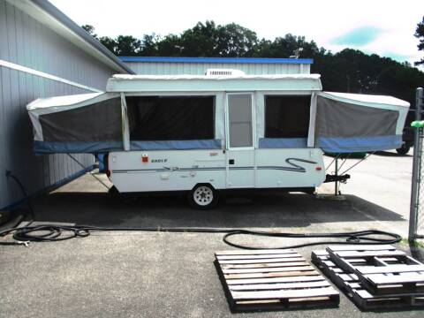 2000 Jayco M12UDK for sale at NORTH GEORGIA Sales Center in La Fayette GA