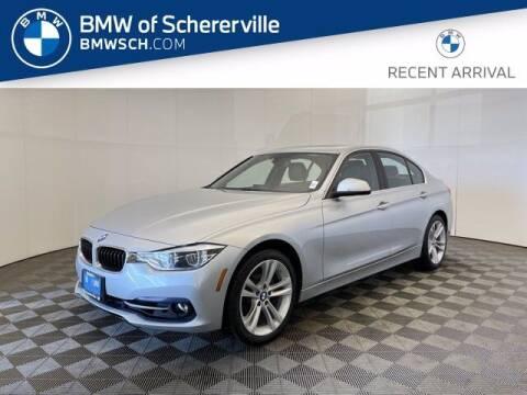 2018 BMW 3 Series for sale at BMW of Schererville in Schererville IN