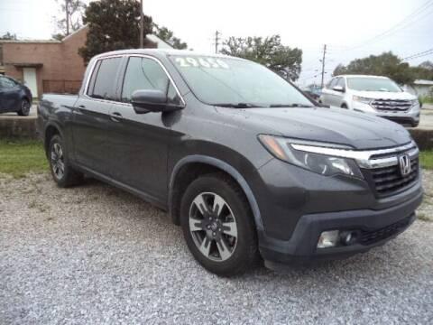 2018 Honda Ridgeline for sale at PICAYUNE AUTO SALES in Picayune MS