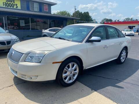 2009 Mercury Sable for sale at Wise Investments Auto Sales in Sellersburg IN