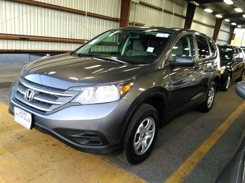2014 Honda CR-V for sale at BUY RITE AUTO MALL LLC in Garfield NJ