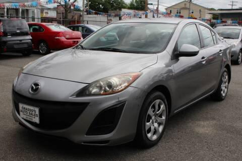 2010 Mazda MAZDA3 for sale at Grasso's Auto Sales in Providence RI