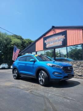 2016 Hyundai Tucson for sale at Harborcreek Auto Gallery in Harborcreek PA