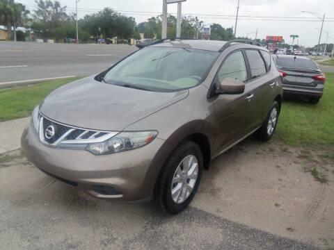 2013 Nissan Murano for sale at ORANGE PARK AUTO in Jacksonville FL