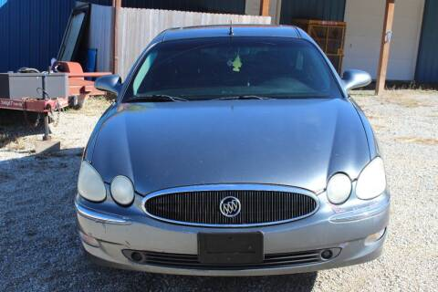 2005 Buick LaCrosse for sale at Bailey & Sons Motor Co in Lyndon KS