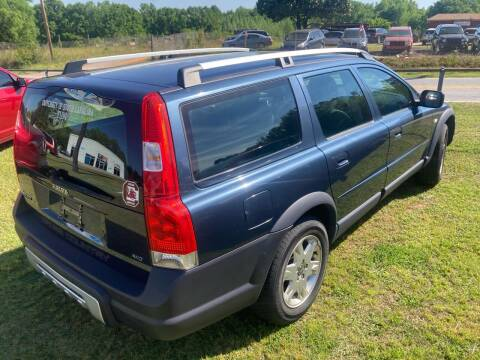 2006 Volvo XC70 for sale at UpCountry Motors in Taylors SC