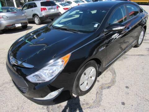 2013 Hyundai Sonata Hybrid for sale at King of Auto in Stone Mountain GA