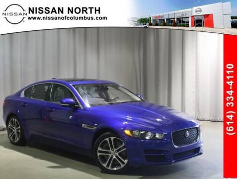 2017 Jaguar XE for sale at Auto Center of Columbus in Columbus OH
