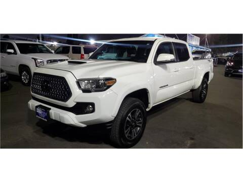 2019 Toyota Tacoma for sale at AutoDeals in Hayward CA