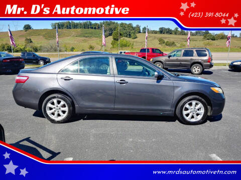 2009 Toyota Camry for sale at Mr. D's Automotive in Piney Flats TN