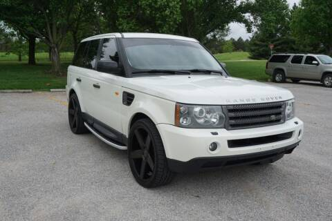2006 Land Rover Range Rover Sport for sale at Effect Auto Center in Omaha NE
