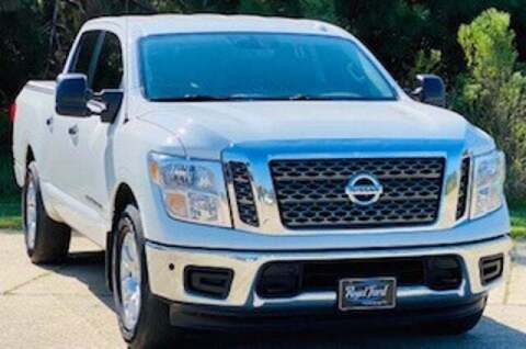 2018 Nissan Titan for sale at Rogel Ford in Crystal Springs MS