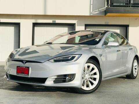 2017 Tesla Model S for sale at Avanesyan Motors in Orem UT