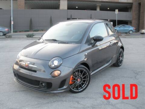 2015 FIAT 500 for sale at Autobahn Motors USA in Kansas City MO